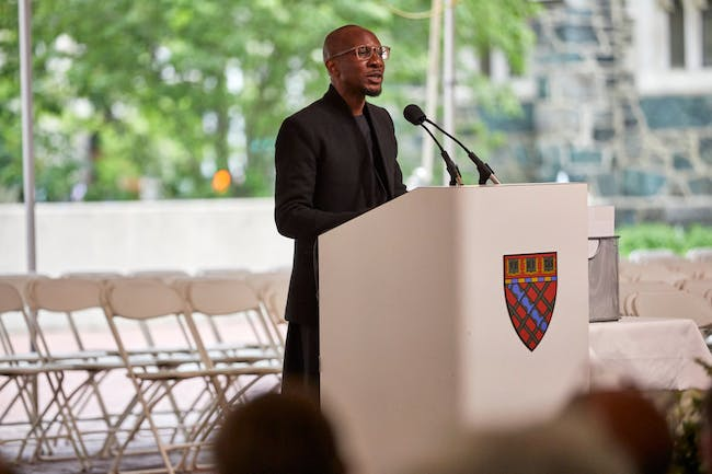 Teju Cole via Photograph by Maggie Janik Harvard Graduate School of Design