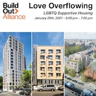 Love Overflowing: LGBTQ Supportive Housing