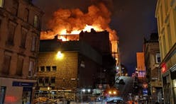 Due to damage caused by fire, parts of the beloved Mackintosh Building will be dismantled