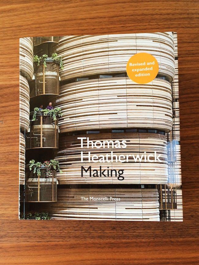 'Thomas Heatherwick: Making' written by Thomas Heatherwick and Maisie Rowe. Published by The Monacelli Press. Photo: Justine Testado.
