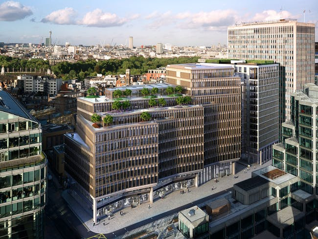 Completed Buildings - OFFICES: The Zig Zag Building by Lynch Architects