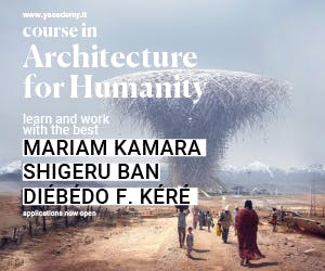 Architecture for Humanity: discover the lectures and internship opportunities of YACademy 2021