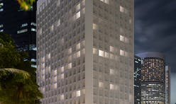 Foster + Partners transforms 70's government office tower into luxury hotel in Hong Kong