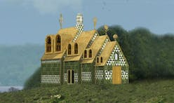 Wild Potter Grayson Perry & FAT Design Shrine-like Cottage in Essex