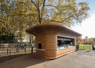 The Royal Parks Kiosks