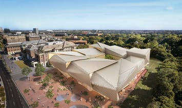 Woods Bagot and Diller Scofidio + Renfro unveils Adelaide's new 'space for gathering and storytelling'