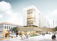 Tianjin NDU Headquarters