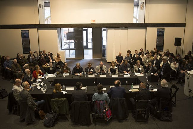 'Architectural Theory Now?' conference via PennDesign