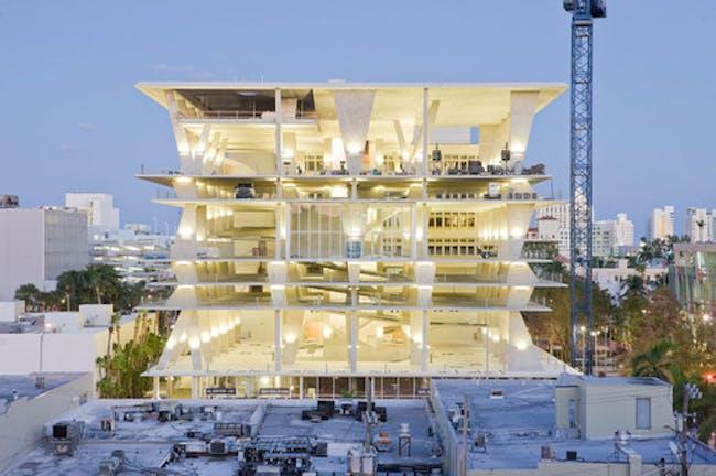 Eleven Eleven, Herzog & de Meuron's Miami parking garage