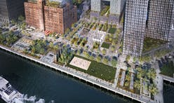 REVEALED: New renderings of Domino Sugar Factory's waterfront park and esplanade