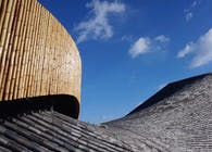 Mountainous Art Gallery and Resort Design in the Fenghuang Valley, Hebei, China