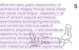 Algorithms & Images. Architecture's History Archivist.