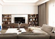 Apartment A - 3d renderings