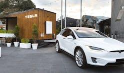 Tesla's 'Tiny House' goes on roadshow to promote its solar tech