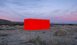 The contemporary site-specific art exhibition, Desert X, returns to Coachella Valley