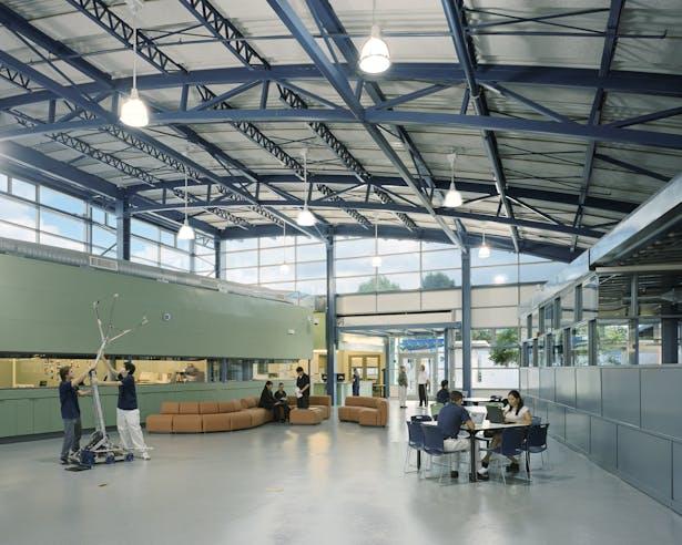 High Tech - Los Angeles Charter High School | Berliner