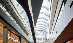 Zaha Hadid Architects completes 32,000m² CityLife Shopping District in Milan