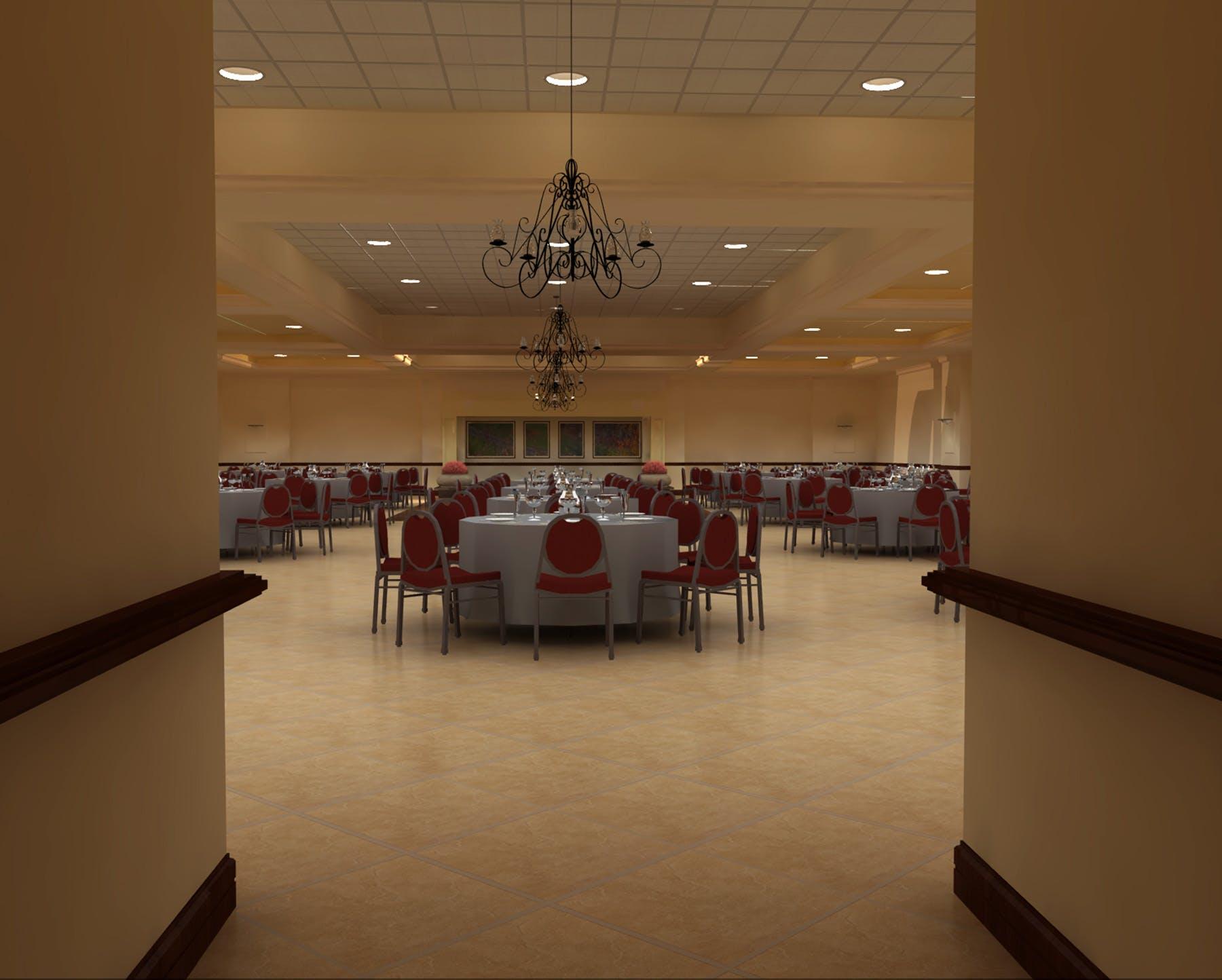 The Elegance Banquet Hall Jeremy Curtis