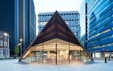 Make Architects unveils new pavilion for City of London
