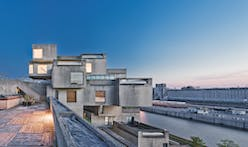 Moshe Safdie's personal Habitat 67 unit completes major renovation