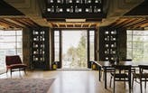 Images of missing furniture from Frank Lloyd Wright's Freeman House have been revealed