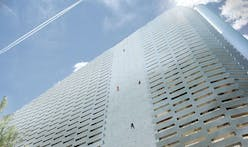 World's tallest climbing wall heading to BIG's CopenHill