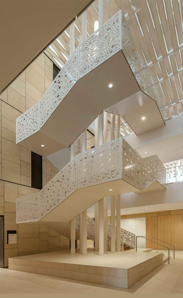 Interior Stairwells