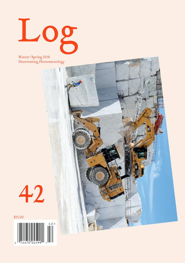 Log 42 - Front Cover