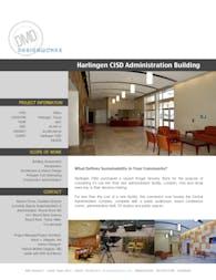 Harlingen CISD Admistration Building