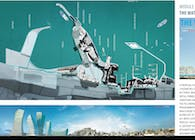 The WaterFront Proposal-Larnaca-Cyprus