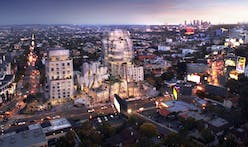 Frank Gehry's Sunset Strip mixed-user approved by LA City Planning Commission, with 15% affordable units