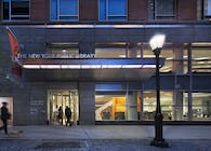 The New York Public Library, Battery Park City Branch