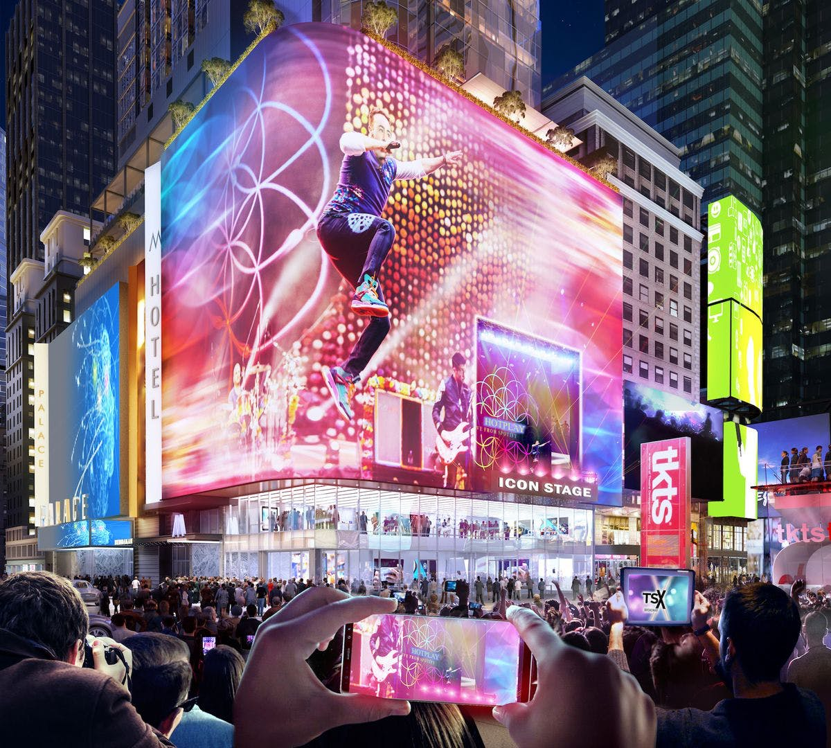 two historic nyc theaters in times square to be redeveloped news