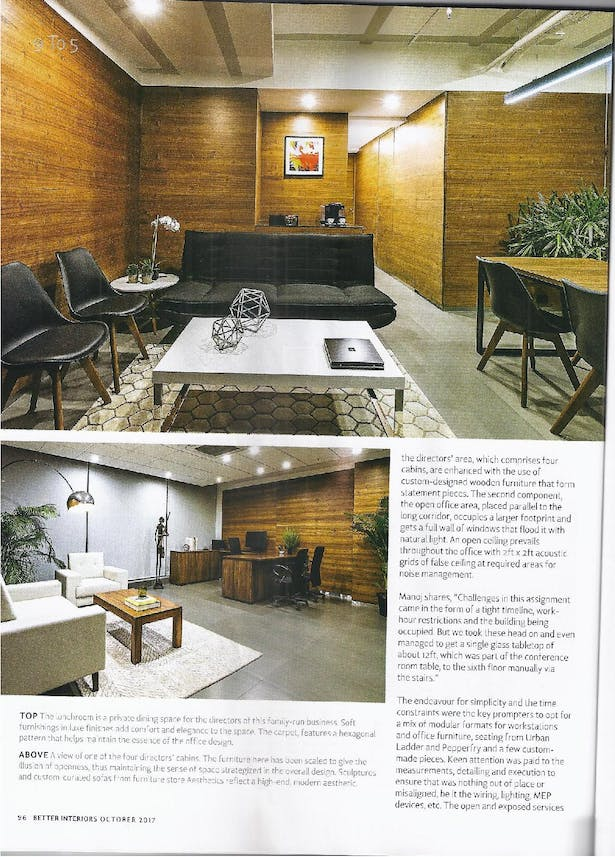 Published Work | Pooja Tharur | Archinect
