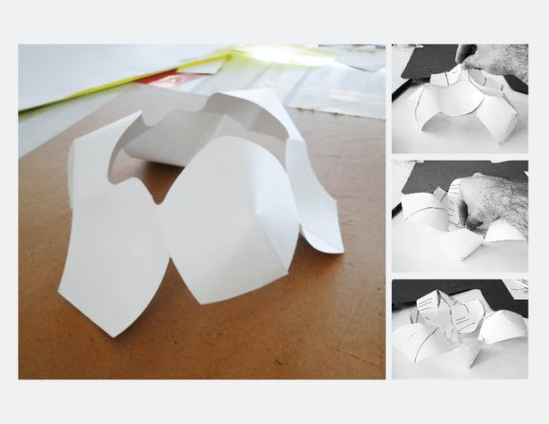 Forms Generated using Folding Techniques