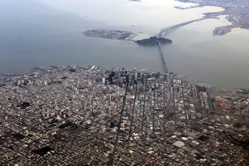 San Francisco facing the Bay. Image: Pixabay user Justinite