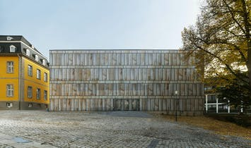 ShowCase: Folkwang Library by Max Dudler