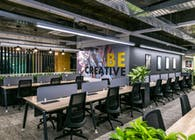 2gethr- Functionally Superlative Co-Workspace Interiors Designed by Zyeta