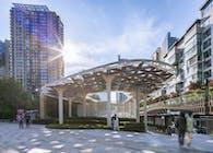 Beijing Galleria-Instreet Renovation: Rethinking China's Public Social Spaces
