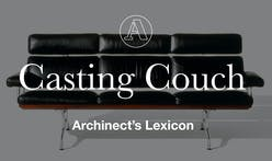"Archinect's Lexicon: ""Casting Couch"""
