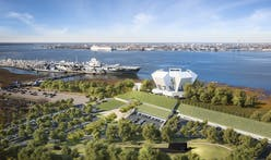 Moshe Safdie's National Medal of Honor Museum is off to a rocky start