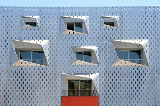 Elysian Fields Apartments by Warren Techentin Architecture. Photo: WTARCH.