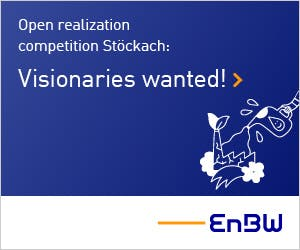 EnBW Presents: Open realization competition Stöckach