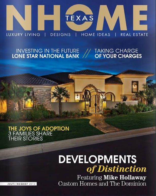 NHome Texas - July 2013