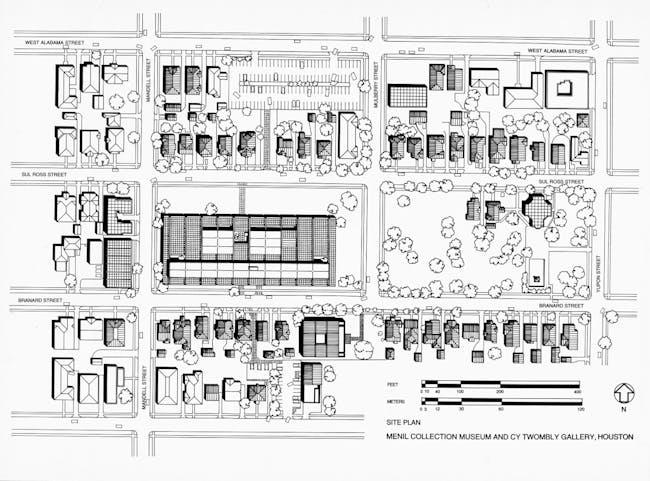 Site plan (Image: Rpbw, Renzo Piano Building Workshop)