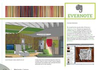 Evernote Corporate Office Project