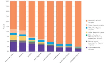 NCARB reveals diversity in the architectural profession has increased