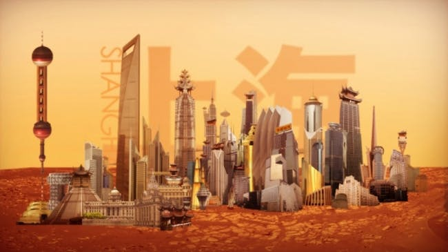 Still from Plan Of The City © Joshua Frankel