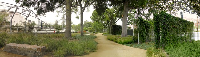 Landscape Architecture Award: Natural History Museum of Los Angeles County – North Campus, Landscape Architecture Firm: Mia Lehrer + Associates Design/Executive Architecture Firm: CO Architects