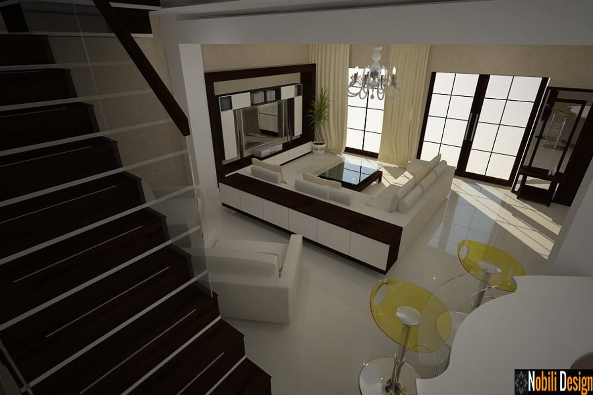 Design interior casa galati amenajari interioare case for Case moderne